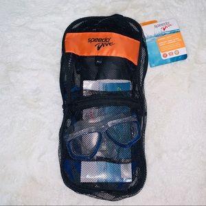 Speedo dive gear